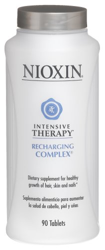 Nioxin Intensive Therapy Recharging Complex, 90 Count