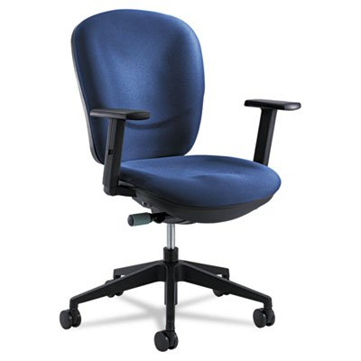 ilt Task Chair, Blue by SAFCO (Catalog Category: Furniture & Accessories / Chairs) (Rae Task Chair)