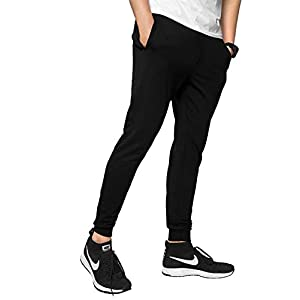 ZEYO Men's Slim Fit Trackpants
