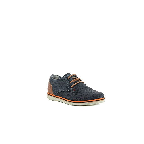 Bullboxer 731-K2-3939C Zapatos de cordones Hombre azul, EU 40