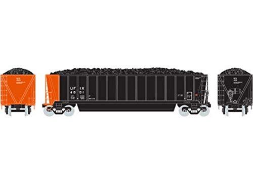 - Athearn HO RTR Bathtub Gondola w Coal Load UFIX #4001