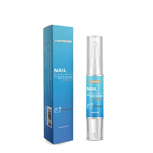 Transser NailCare Nail Regen Bio-Pen Nail Care Pen Effective Fragile Nail Repair (Blue) -