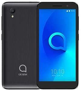 Alcatel 1 (2019) 5033E 4G LTE 5 Pulgadas 16 GB 8 MP Flash Quad Core Android Oreo Todo el Mundo Desbloqueado: Amazon.es: Electrónica