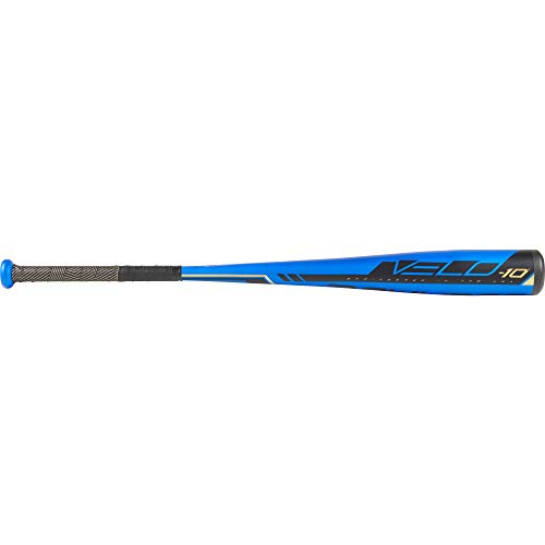 Top Youth Bats - Rawlings 2019 Velo Hybrid USA Youth Baseball Bat (-10), 30 inch / 20 oz