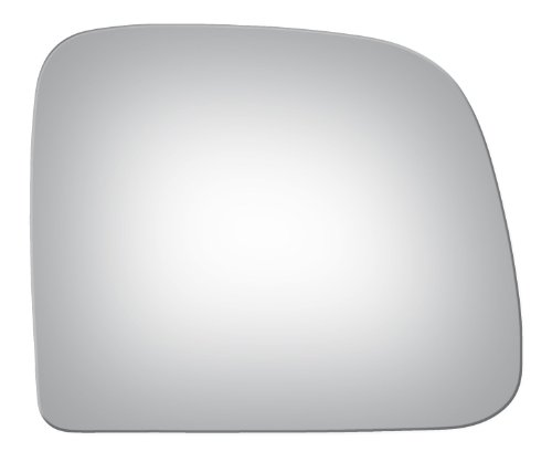 1993-2005 FORD TRUCK RANGER Manual, Convex, Passenger Side Replacement Mirror Glass