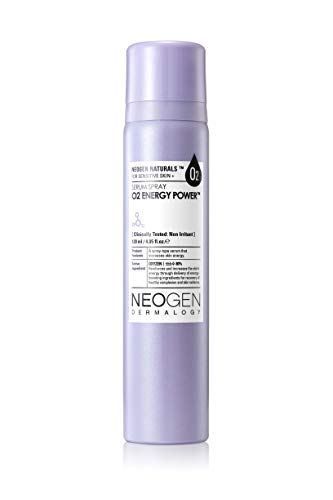 NEOGEN DERMALOGY O2 ENERGY POWER SERUM SPRAY 4.05 oz / 120ml