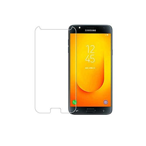 ハッピースピン認識2枚セット Samsung Galaxy J7 2018 ガラスフィルム Samsung Galaxy J7 2018 液晶保護フィルム 強化ガラスフィルム 最新版 日本製素材旭硝子製 99% の透過性 2.5D ラウンドエッジ加工 極上のタッチ感 0.2mm超薄 硬度9H 耐指紋 Samsung Galaxy J7 2018 液晶保護フィルム RuiMi