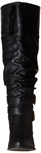 Brinley Co Mujeres Early Western Bota Black