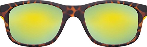 Multicoloured Yellow Soleil Yellow Mixte Montana Turtle Multicolore de Lunettes Revo wp6E0Xf