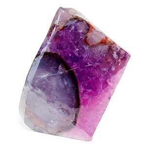Amethyst Geode Soap Rock (Amethyst Soap)