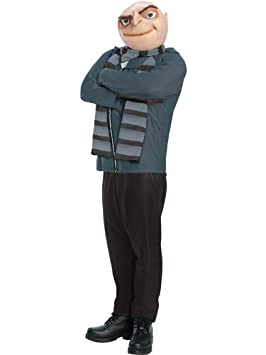 Adult Despicable Me Minion Character Costumes (Men: 38/40, Gru) by ...