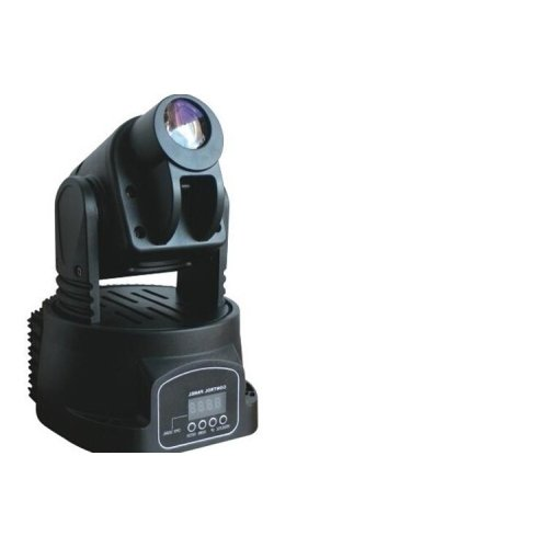LightInTheBox LED Mini Moving Head Light Professional Stage Effects Equipment for Stage KTV Bars 110-220V