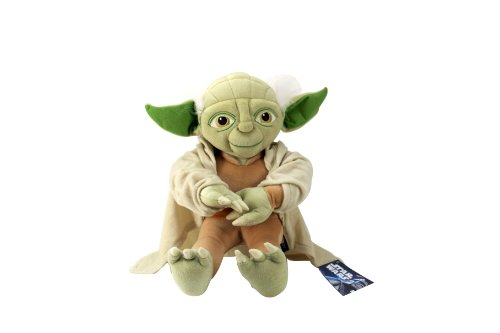 Lucas Films Yoda Pillowtime Pal