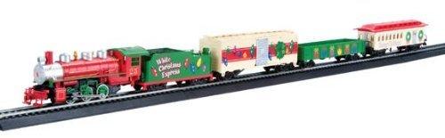 Bachmann Trains Yuletide Special Ready-to-Run HO Scale Train Set ()