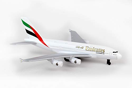 (Daron Emirates A380 Single Plane)