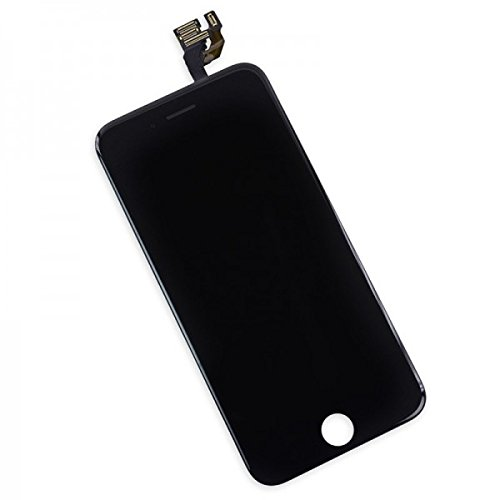 OHRcell Pantalla LCD de Refaccion para iPhone 7 Plus, Color Negro
