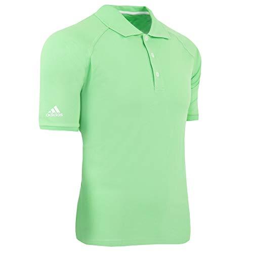 Polo Pique Adidas Climalite - adidas Golf Mens Climalite Tour Pique Short-Sleeve Polo (A108) -Greenwich/ -2XL