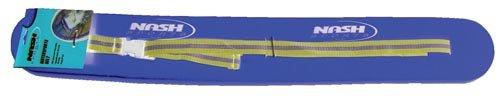Nash Hydroslide Vinyl Dipped Ski Belt, Medium (Swim Belts)