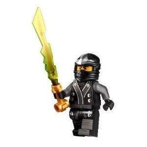 Lego Ninjago Cole Kimono Minifigure ()