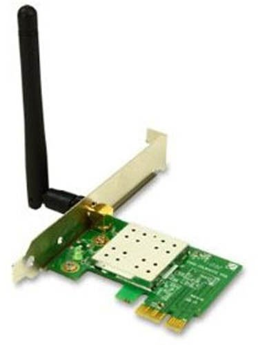 Encore Wireless N150 PCI-E Adapter with 2dbi Antenna (ENEWI-1XN42) by Encore