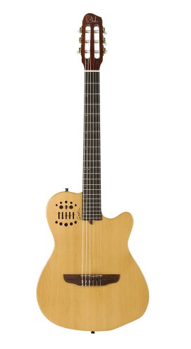 Godin Multiac Series-ACS Guitar (Natural SG)