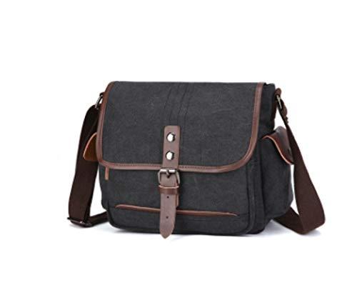 theft Anti Wear Bags Daypack Messenger Quality Bag Casual High Black Satchel Zhrui resistant Fx8qwz1PX