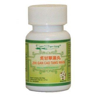 Cao Wan - Zhi Gan Cao Tang Wan, 200 Pills, Ever Spring N132