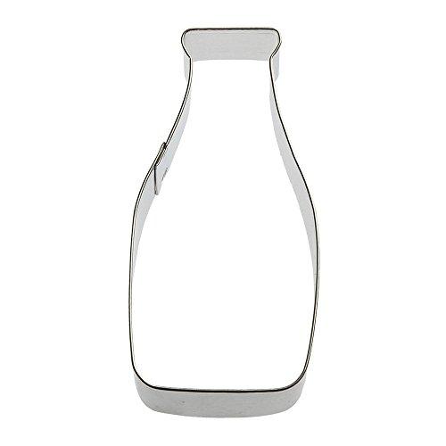 Foose Milk Bottle Cookie Cutter 4.5 in B1485