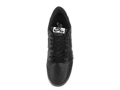Jordan Nike Kinder Air 1 Retro Low OG BG Basketballschuh Schwarz-Weiss