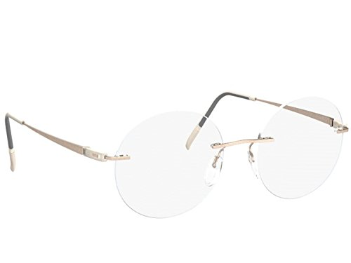 Silhouette Eyeglasses RACING COLLECTION (melbourne sand/grey, one - Melbourne Eyeglasses