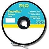 40lb salt - Rio FLUOROFLEX Saltwater Tippet 30YD 40LB