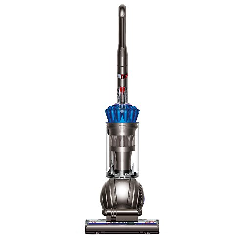 Dyson - Ball Allergy Bagless Upright Vacuum - Iron/blue