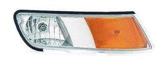 98 99 00 01 02 Mercury Grand Marquis Passenger Cornerlamp Cornerlight
