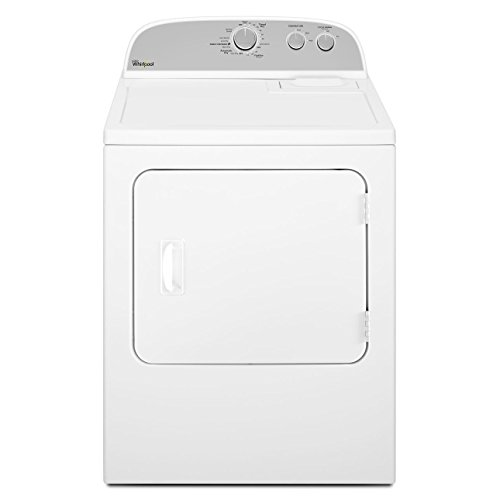 Vortex WED4815EW 7.0 cu. ft. Top Load Electric Dryer with Heavy Duty Cycle, White