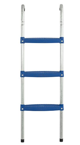 Upper Bounce 42 Trampoline Ladder With 3 Wide Flat Step
