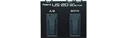 Roland US-20 A/B/Y Type Unit Selector Floor Pedal by Roland
