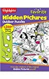Highlights Hidden Pictures Favorite Outdoor Puzzles, Highlights for Children Editorial Staff, 1620917882