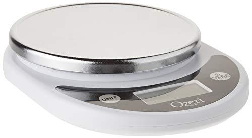 Ozeri Pronto Digital Multifunction Kitchen and Food Scale, White ()