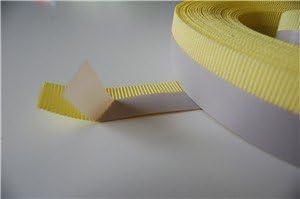 PTFE cinta adhesiva 1 m (metros lineales) X 10 mm, autoadhesivo, deslizante de lazo virginalem PTFE 0,13 mm de grosor, Gris claro, con pantalla de afilar en la Parte Posterior. Excelente antiadherente
