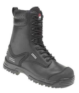 Himalayan , Chaussures de sécurité pour homme Noir noir