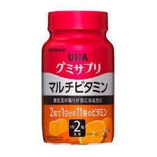 UHA味覚糖  UHAグミサプリ マルチビタミン ボトル30日分×10個 B01JIJYP7C