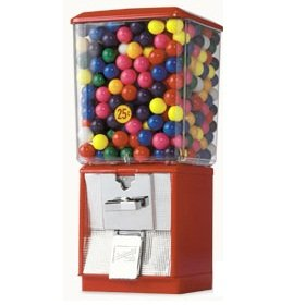 NORTHWESTERN Super 60 Vending Machine - RED
