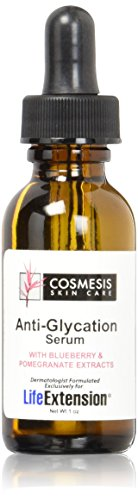 Cosmesis Life Extension Anti-Oxidant Serum With Blueberry & Pomegranate Extracts, 1 - Extension Antioxidant