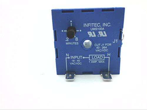 INFITEC UMS-100A TIME DELAY Relay