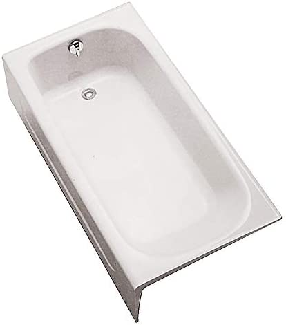 TOTO Fby1515Lpno.01 Enameled Cast Iron Bathtub