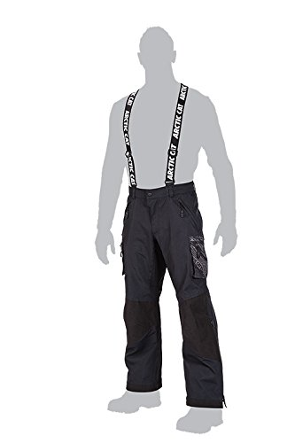 Arctic Cat Mens Pants /& Bibs Black Medium 5270-632