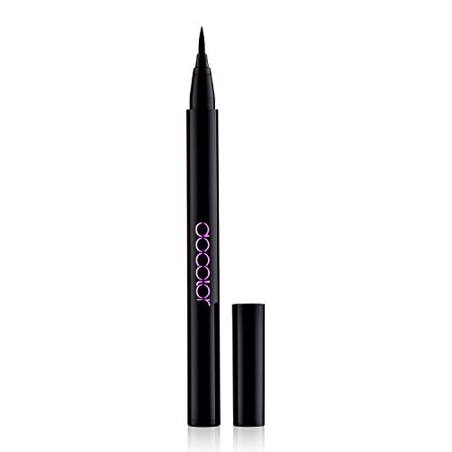 Docolor Liquid Eye liner Pen, Waterproof and Easy to Makeup Eyeliner Eye Tool (Eyeliner)