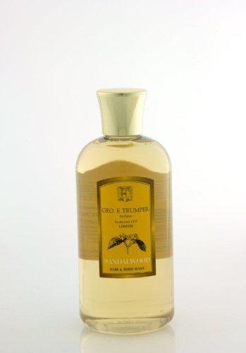 Geo F.Trumper Sandalwood Hair & Body Wash 200ml by Geo F. Trumper