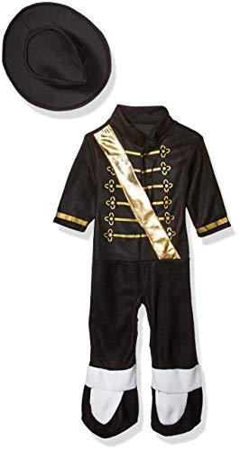Michael Jackson Ez-On Romper Costume, Multicolor,