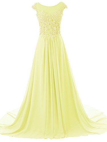 lime and yellow dresses - 3